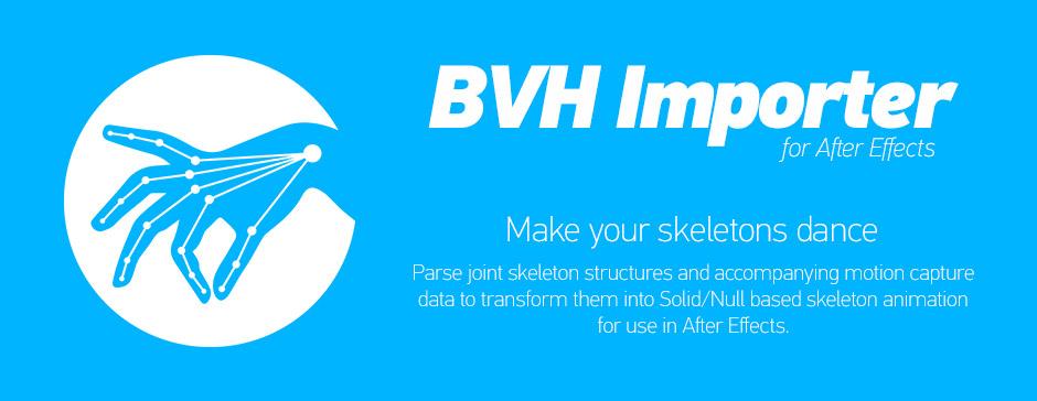 BVH Importer